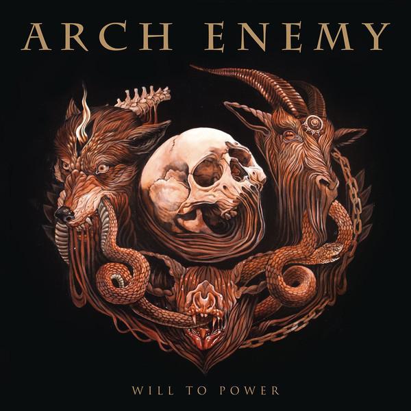 Viniluri VINIL Universal Records Arch Enemy - Will To PowerVINIL Universal Records Arch Enemy - Will To Power