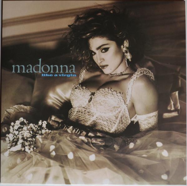 Viniluri VINIL Universal Records Madonna - Like A VirginVINIL Universal Records Madonna - Like A Virgin