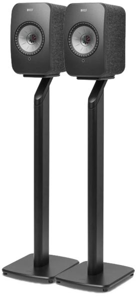 Boxe Amplificate KEF LSX + Kef LSX FloorstandKEF LSX + Kef LSX Floorstand