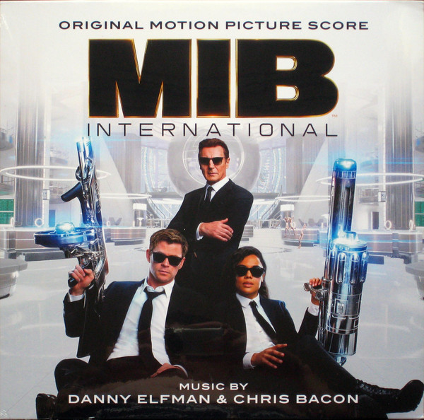 Viniluri VINIL Universal Records Danny Elfman - MIB International (Original Motion Picture Score)VINIL Universal Records Danny Elfman - MIB International (Original Motion Picture Score)