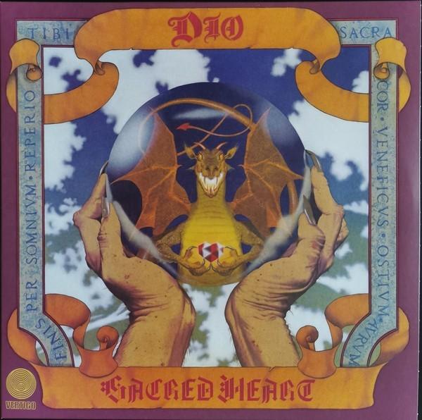 Viniluri VINIL Universal Records Dio - Sacred HeartVINIL Universal Records Dio - Sacred Heart