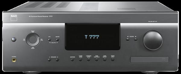 Receivere AV Receiver NAD T 777 V3 ResigilatReceiver NAD T 777 V3 Resigilat