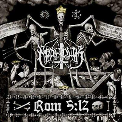Viniluri VINIL Universal Records Marduk - Rom 5:12 (Re-Issue 2020)VINIL Universal Records Marduk - Rom 5:12 (Re-Issue 2020)