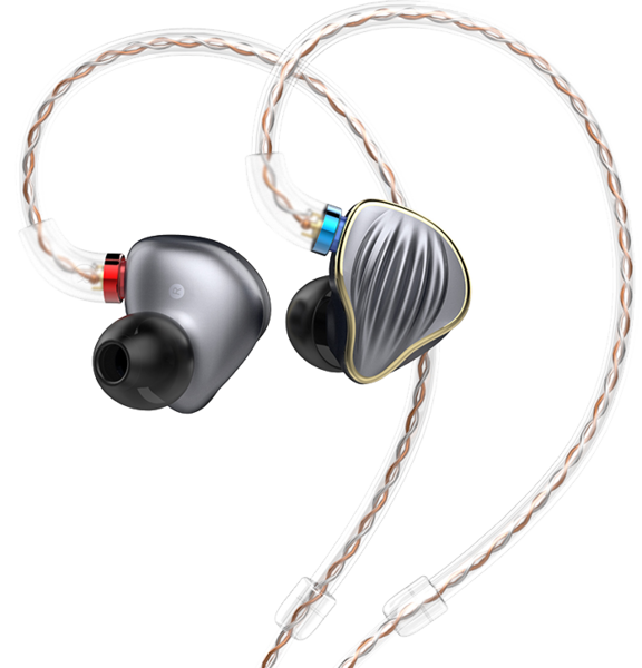 Casti Hi-Fi - pentru audiofili Casti Hi-Fi Fiio FH5Casti Hi-Fi Fiio FH5