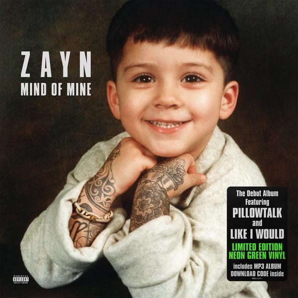 Viniluri VINIL Universal Records ZAYN - Mind Of MineVINIL Universal Records ZAYN - Mind Of Mine