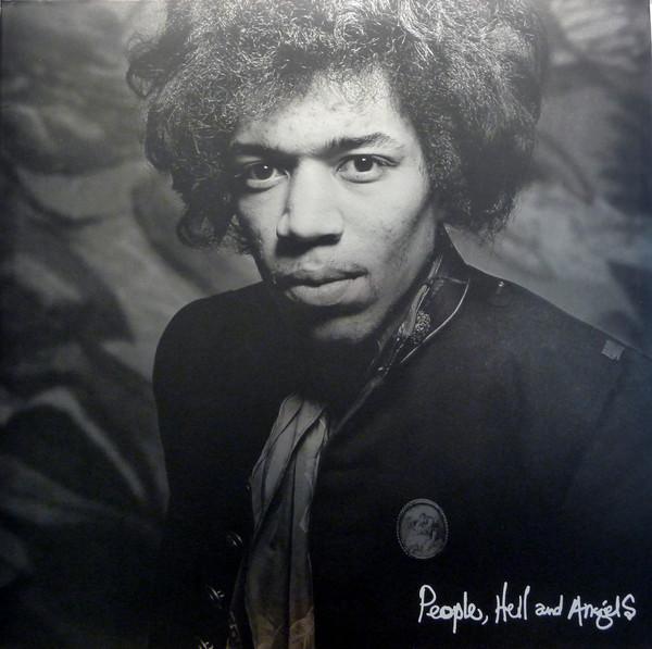 Viniluri VINIL Universal Records Jimi Hendrix - People, Hell, AngelsVINIL Universal Records Jimi Hendrix - People, Hell, Angels