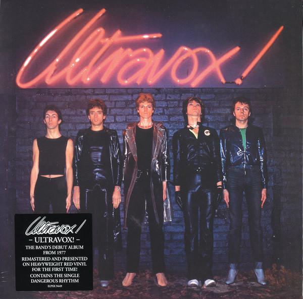 Viniluri VINIL Universal Records Ultravox - UltravoxVINIL Universal Records Ultravox - Ultravox