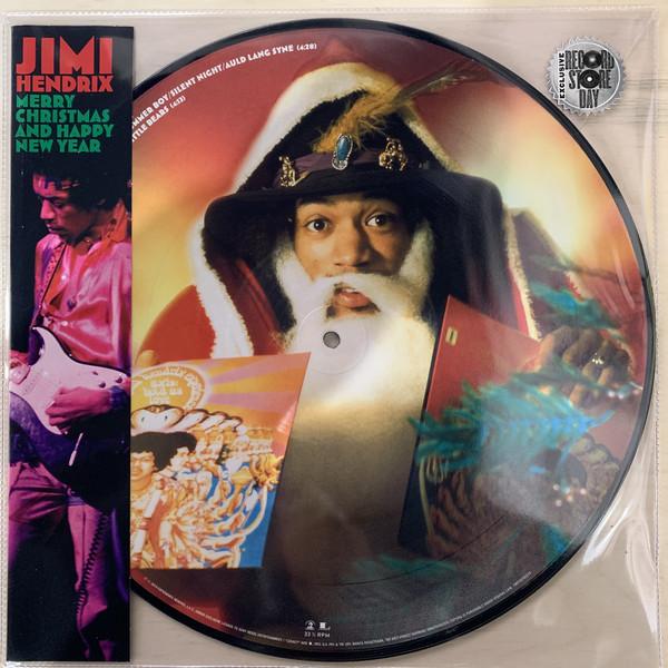 Viniluri VINIL Universal Records Jimi Hendrix - Merry Christmas And Happy New YearVINIL Universal Records Jimi Hendrix - Merry Christmas And Happy New Year