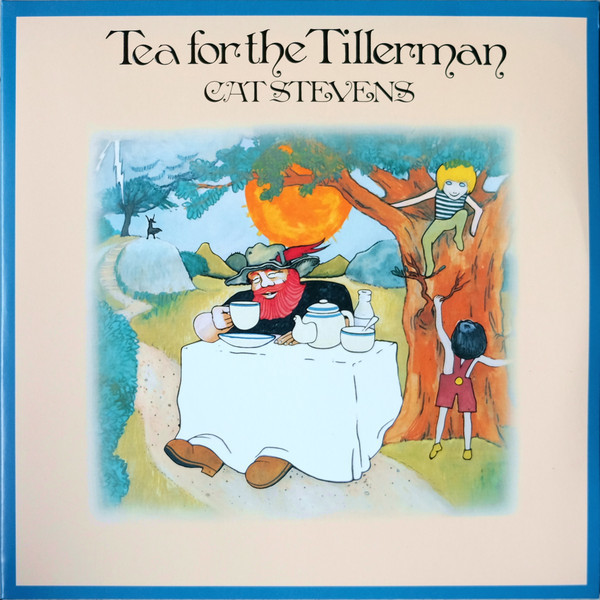Viniluri VINIL Universal Records Cat Stevens ‎- Tea for the TillermanVINIL Universal Records Cat Stevens ‎- Tea for the Tillerman