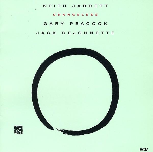 Muzica CD CD ECM Records Keith Jarrett, Gary Peacock, Jack DeJohnette: ChangelessCD ECM Records Keith Jarrett, Gary Peacock, Jack DeJohnette: Changeless