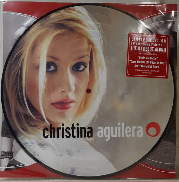 Viniluri VINIL Universal Records Christina Aguilera (Pic)VINIL Universal Records Christina Aguilera (Pic)