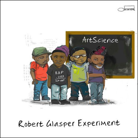 Viniluri VINIL Universal Records Robert Glasper Experiment - ArtscienceVINIL Universal Records Robert Glasper Experiment - Artscience