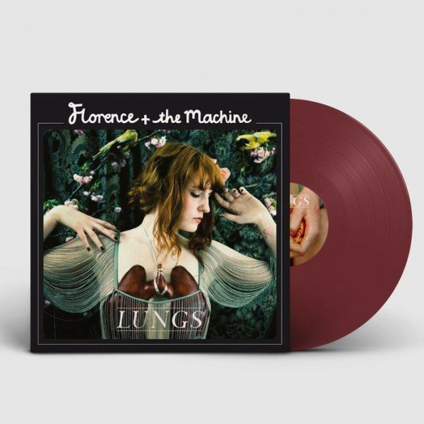 Viniluri VINIL Universal Records Florence & The Machine - LungsVINIL Universal Records Florence & The Machine - Lungs