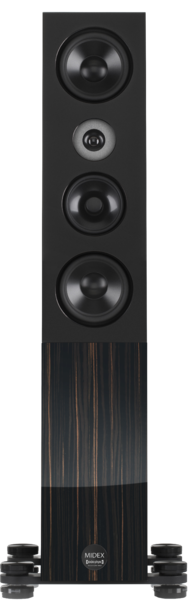 Boxe Boxe Audio Physic Midex Black Ebony High Gloss ResigilatBoxe Audio Physic Midex Black Ebony High Gloss Resigilat