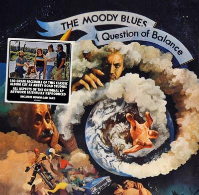 Viniluri VINIL Universal Records The Moody Blues - A Question Of BalanceVINIL Universal Records The Moody Blues - A Question Of Balance