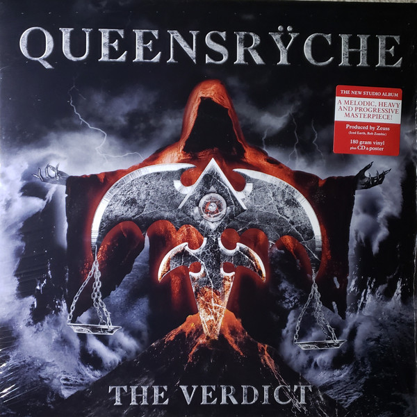 Viniluri VINIL Universal Records Queensryche - The VerdictVINIL Universal Records Queensryche - The Verdict