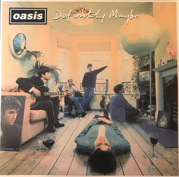 Viniluri VINIL Universal Records Oasis - Definitely Maybe (20th anniversary ) Remastered)VINIL Universal Records Oasis - Definitely Maybe (20th anniversary ) Remastered)