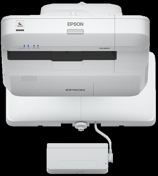 Videoproiectoare Videoproiector Epson EB-1460Ui Ultra Short ThrowVideoproiector Epson EB-1460Ui Ultra Short Throw