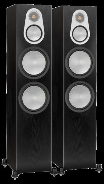 Boxe Boxe Monitor Audio Silver 500 Black Oak ResigilatBoxe Monitor Audio Silver 500 Black Oak Resigilat