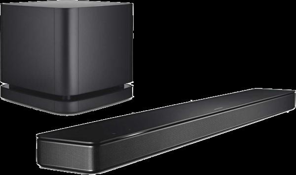 Pachete PROMO SURROUND Pachet PROMO Bose Soundbar 500 + Bose Bass Module 500Pachet PROMO Bose Soundbar 500 + Bose Bass Module 500