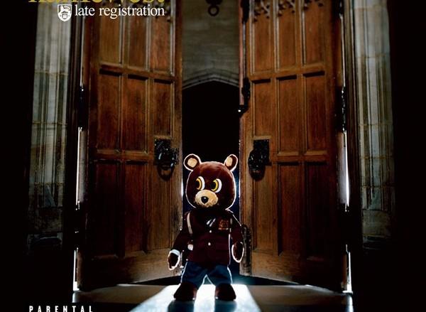 Viniluri VINIL Universal Records Kanye West - Late RegistrationVINIL Universal Records Kanye West - Late Registration