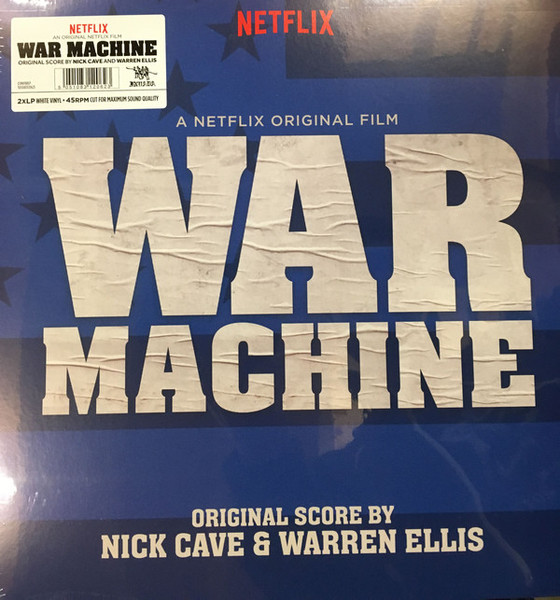 Viniluri VINIL Universal Records Nick Cave + Warren Ellis - War MachineVINIL Universal Records Nick Cave + Warren Ellis - War Machine