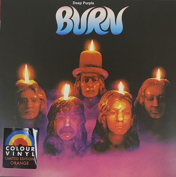 Viniluri VINIL Universal Records Deep Purple - BurnVINIL Universal Records Deep Purple - Burn