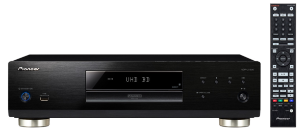 Playere BluRay Blu Ray Player Pioneer UDP-LX500Blu Ray Player Pioneer UDP-LX500