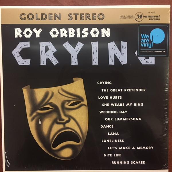 Viniluri VINIL Universal Records Roy Orbison - CryingVINIL Universal Records Roy Orbison - Crying