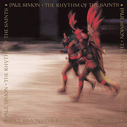 Viniluri VINIL Universal Records Paul Simon - The Rhythm Of The SaintsVINIL Universal Records Paul Simon - The Rhythm Of The Saints