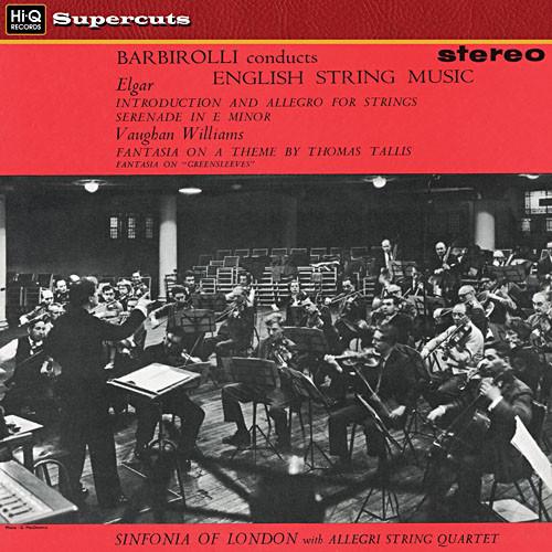 Viniluri VINIL Universal Records Barbirolli Conducts English String Music (Elgar, Williams)VINIL Universal Records Barbirolli Conducts English String Music (Elgar, Williams)