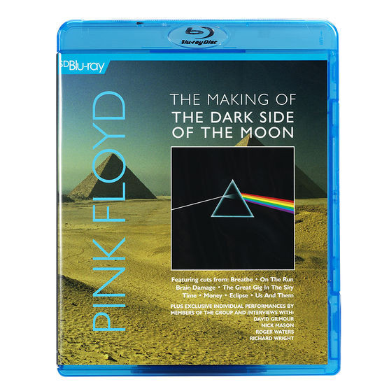 DVD & Bluray BLURAY Universal Records Pink Floyd - The Making Of The Dark Side Of The MoonBLURAY Universal Records Pink Floyd - The Making Of The Dark Side Of The Moon