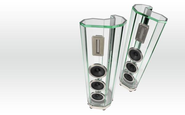 Boxe Boxe Crystal Connect Glass MasterBoxe Crystal Connect Glass Master