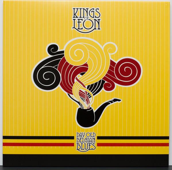 Viniluri VINIL Universal Records Kings Of Leon - Day Old Belgian Blues EPVINIL Universal Records Kings Of Leon - Day Old Belgian Blues EP