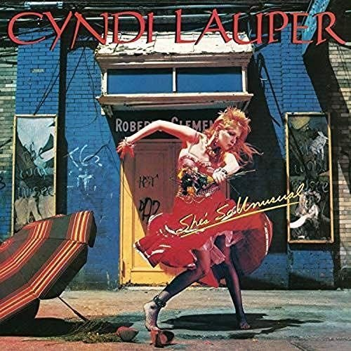 Viniluri VINIL Universal Records Cindy Lauper - Shes So UnusualVINIL Universal Records Cindy Lauper - Shes So Unusual