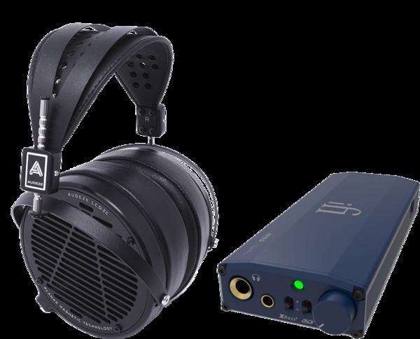 Pachete PROMO Casti si AMP Pachet PROMO Audeze LCD 2 Classic + iFi Audio Micro iDSD SignaturePachet PROMO Audeze LCD 2 Classic + iFi Audio Micro iDSD Signature
