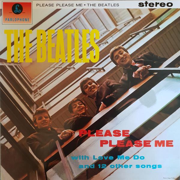 Viniluri VINIL Universal Records The Beatles - Please Please MeVINIL Universal Records The Beatles - Please Please Me