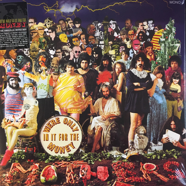 Viniluri VINIL Universal Records Mothers Of Invention - We're Only In It For The MoneyVINIL Universal Records Mothers Of Invention - We're Only In It For The Money
