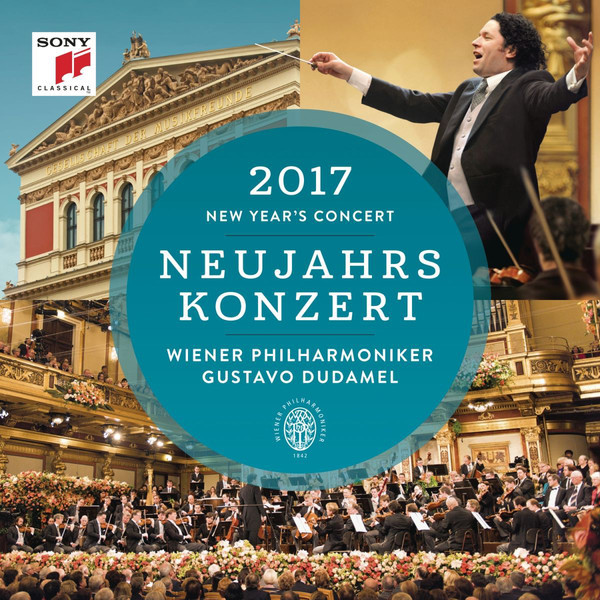 Viniluri VINIL Universal Records Gustavo Dudamel & Wiener Philharmoniker - Neujahrskonzert 2017VINIL Universal Records Gustavo Dudamel & Wiener Philharmoniker - Neujahrskonzert 2017