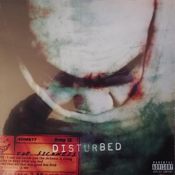 Viniluri VINIL Universal Records Disturbed - The SicknessVINIL Universal Records Disturbed - The Sickness