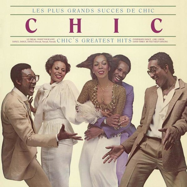 Viniluri VINIL Universal Records Chic - Greatest HitsVINIL Universal Records Chic - Greatest Hits