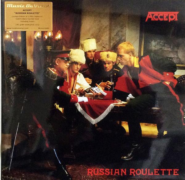 Viniluri VINIL Universal Records Accept - Russian RouletteVINIL Universal Records Accept - Russian Roulette