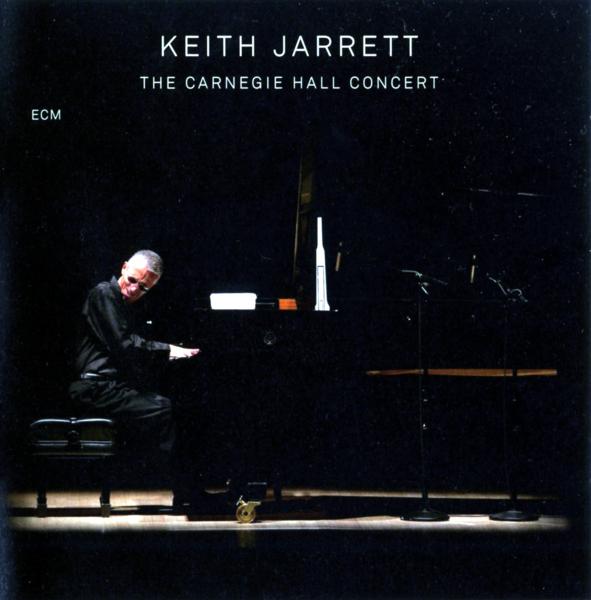 Muzica CD CD ECM Records Keith Jarrett: The Carnegie Hall ConcertCD ECM Records Keith Jarrett: The Carnegie Hall Concert