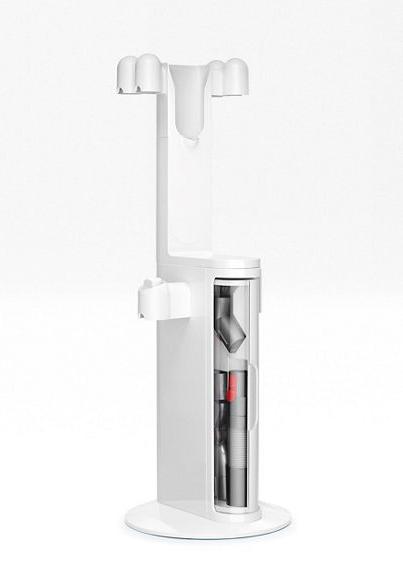 Accesorii electrocasnice  Suport de podea pentru aspirator V10 Dok Suport de podea pentru aspirator V10 Dok