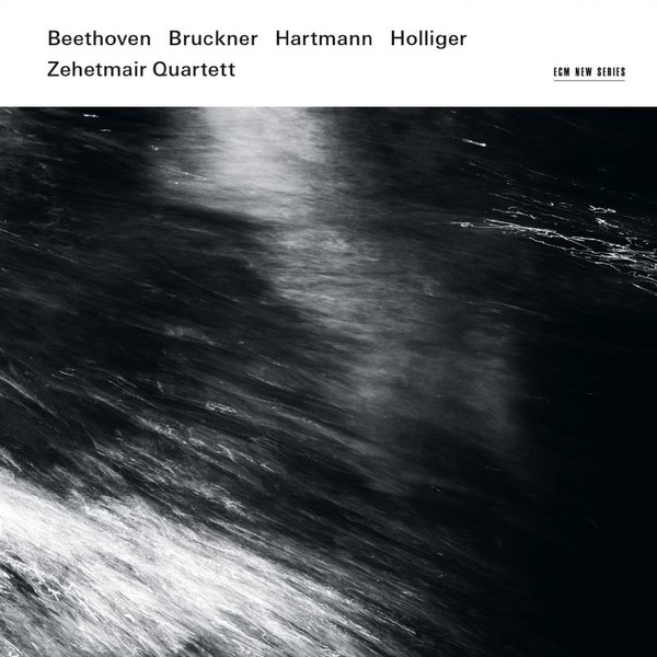 Muzica CD CD ECM Records Zehetmair Quartett - Beethoven, Bruckner, Hartmann, HolligerCD ECM Records Zehetmair Quartett - Beethoven, Bruckner, Hartmann, Holliger