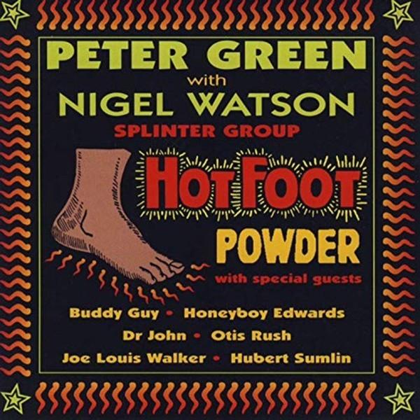 Viniluri VINIL Universal Records Peter Green with Nigel Watson, Splinter Group -  Hot Foot PowderVINIL Universal Records Peter Green with Nigel Watson, Splinter Group -  Hot Foot Powder
