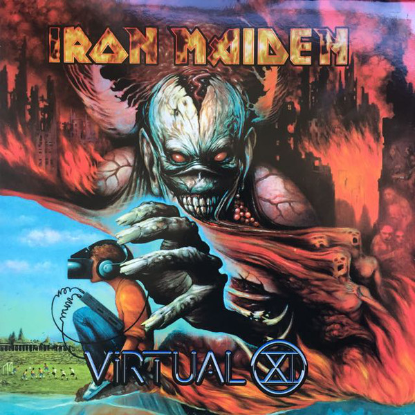 Viniluri VINIL Universal Records  Iron Maiden - Virtual XiVINIL Universal Records  Iron Maiden - Virtual Xi