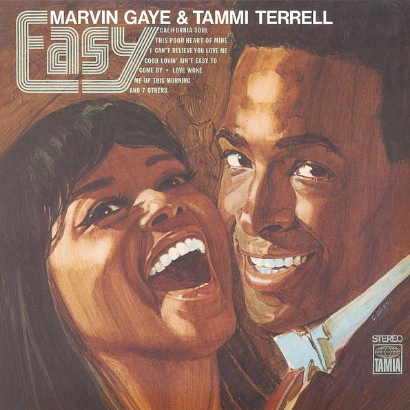 Viniluri VINIL Universal Records Marvin Gaye & Tammi Terrell - EasyVINIL Universal Records Marvin Gaye & Tammi Terrell - Easy