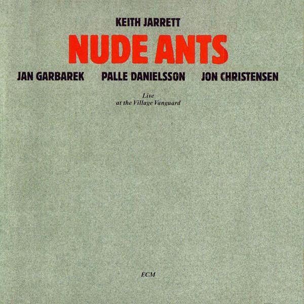 Muzica CD CD ECM Records Keith Jarrett: Nude AntsCD ECM Records Keith Jarrett: Nude Ants