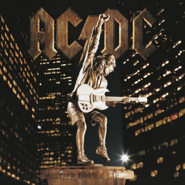 Viniluri VINIL Universal Records AC/DC - Stiff Upper LipVINIL Universal Records AC/DC - Stiff Upper Lip